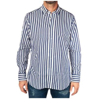 Wide stripe shirt Bagutta