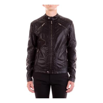 J-Gk Leather Jacket YES ZEE