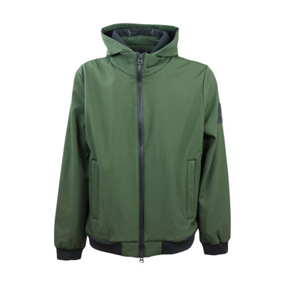 jacket with hood Refrigue