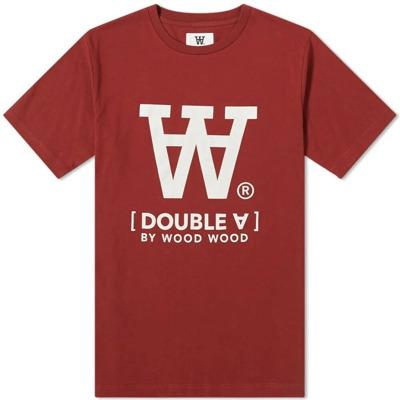 Ace T-shirt Wood Wood