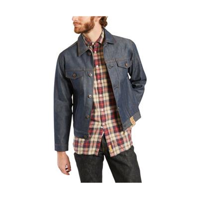 Selvedge Jeans Jacket Naked & Famous Denim
