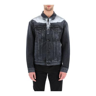 denim jacket Marcelo Burlon