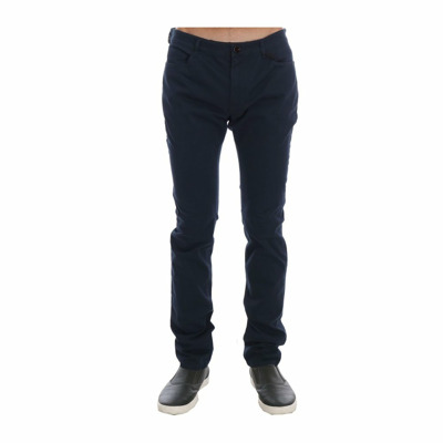 Cotton Stretch Slim Fit Pants Costume National