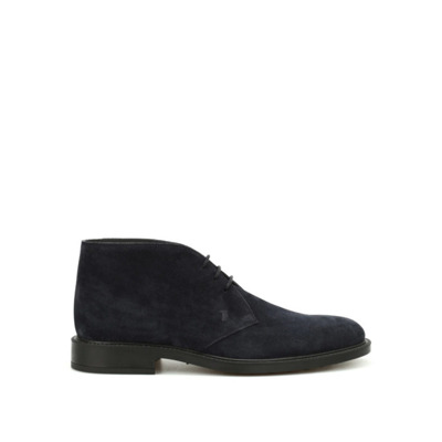 A suede desert boots Tod's