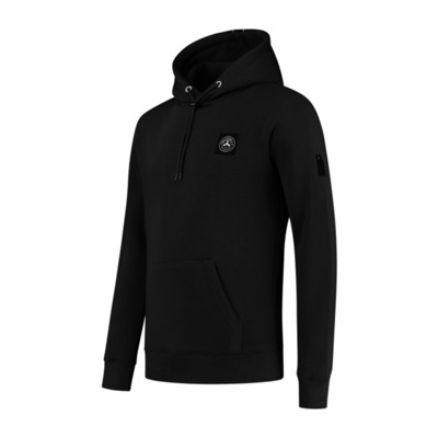 Commodore Hoodie Black Quotrell