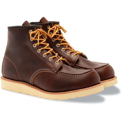Calssic Moc Toe Red Wing Shoes