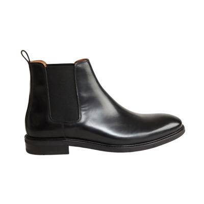 Leather Chelsea Boots  Anthology Paris