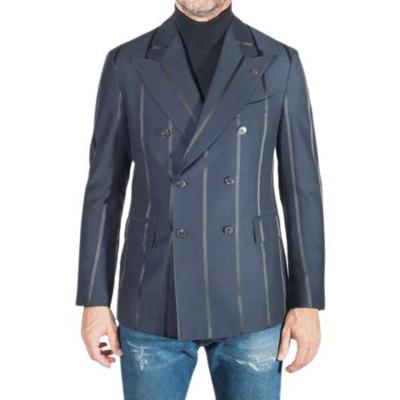Double-breasted pinstripe jacket Gabriele Pasini