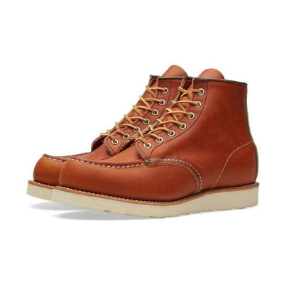 Heritage Work  Moc Toe Boots Red Wing Shoes