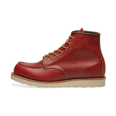 Heritage Work  Moc Toe Boot Red Wing Shoes