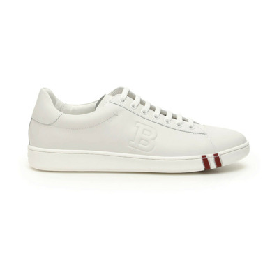 asher leather sneakers Bally