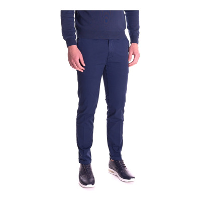 RE Hash Mucha Microfantasy Trousers With Turn-Up Re-Hash