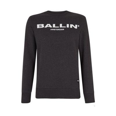 sweater Ballin Amsterdamantraciet Ballin Amsterdam