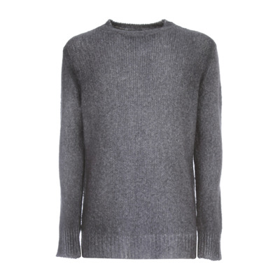 Round Neck Brushed Pullover Avant Toi