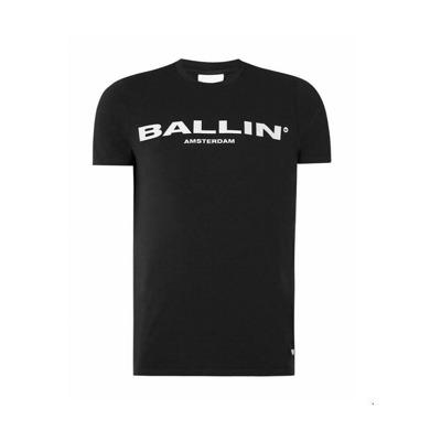 t-shirt Ballin Amsterdamzwart Ballin Amsterdam