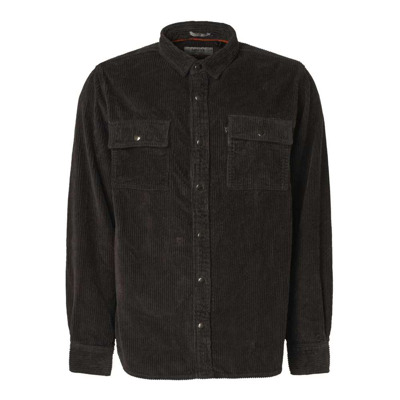 overshirt with big pockets Noize