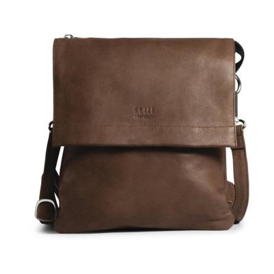 Anouk messenger leather bag Still Nordic