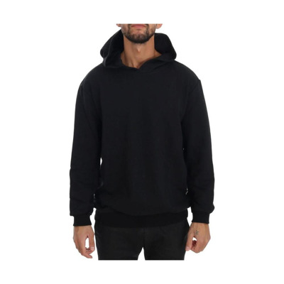 Gym Casual Hooded Cotton Sweater Daniele Alessandrini