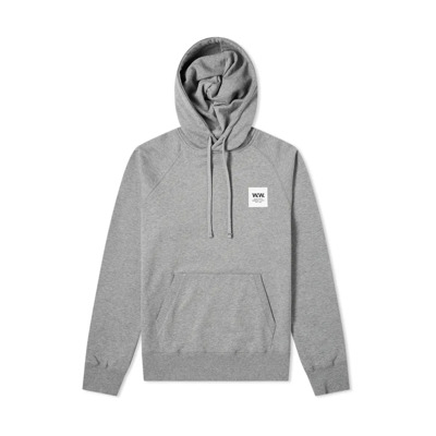 Fred Popover Hoody Wood Wood