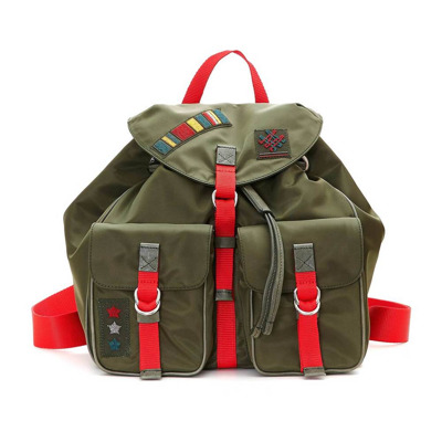 Compact Waterproof Army Travel Backpack Mr&Mrs Italy