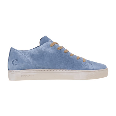 Unstructured nabuck sneakers Crime London