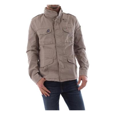 Mason's GbS Cbe Jacket AND Jackets Men Beige Masons