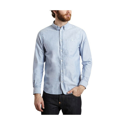 Anton Cotton Oxford Shirt Norse Projects