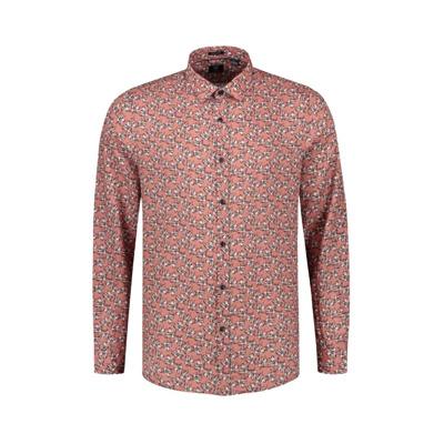 Overhemd Regular Fit Print  -  Dstrezzed