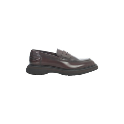 Loafers Wrounded Heel Doucal's