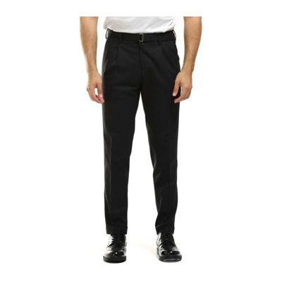 Trousers With Pence + Belt Briglia