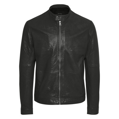 adron Soft Leather Jacket Matinique