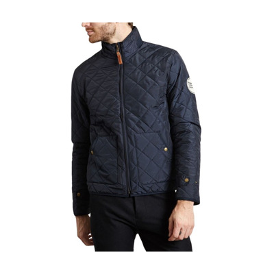 Reversible Quilted Jacket Knowledge Cotton Apparel