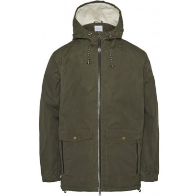 Nordic Legacy Expedition Parka Knowledge Cotton Apparel