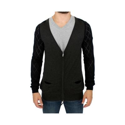 zipper cardigan sweater Costume National