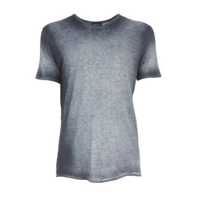 Round Neck T-Shirt With Shadows Avant Toi