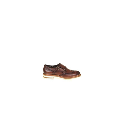 Shoe double buckle Santoni