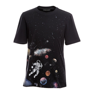 Space-Inspired T-Shirt Mr&Mrs Italy