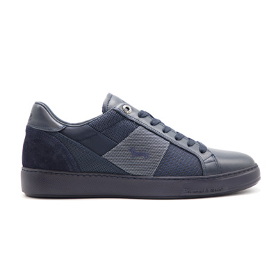 Leather sneakers Harmont & Blaine
