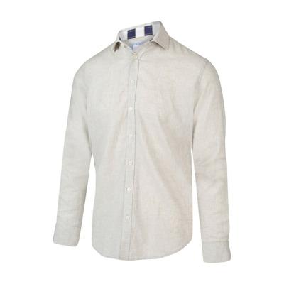 Shirt . Blue Industry
