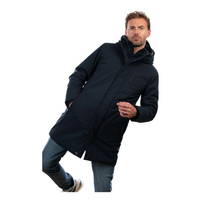 Shell Parka Knowledge Cotton Apparel