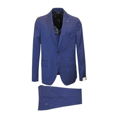 Complete suit in blue -GGp--- Gabriele Pasini