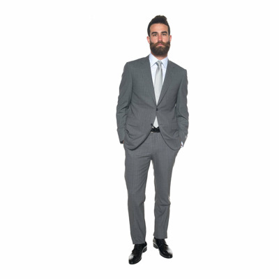Suit with  buttons Canali