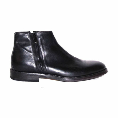 ankle boots with zip Migliore