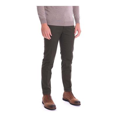 Mucha Trousers With Herringbone Turn Re-Hash