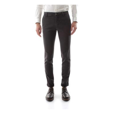 Mason's Milano Cbe - PnA Pants Men Anthracite Masons