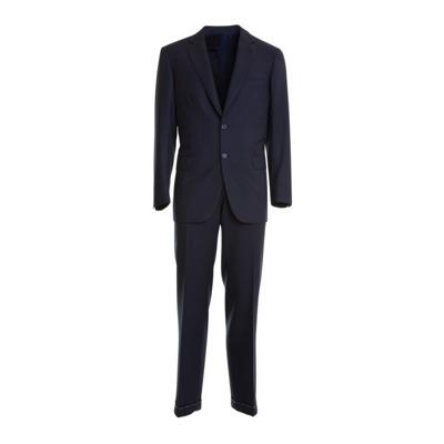 Brunico super s pinstripe suit Brioni