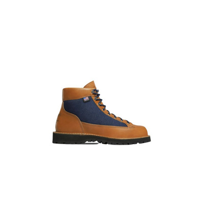 Danner Light denim and leather boots Danner