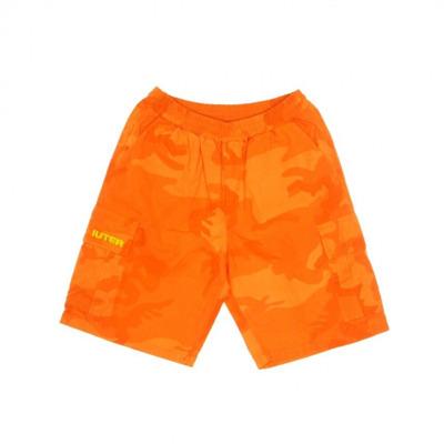 Short Pants Jogger Cargo Camo Shorts Iuter