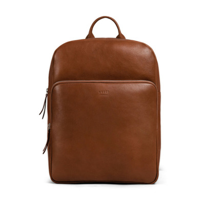 Train leather backpack Still Nordic