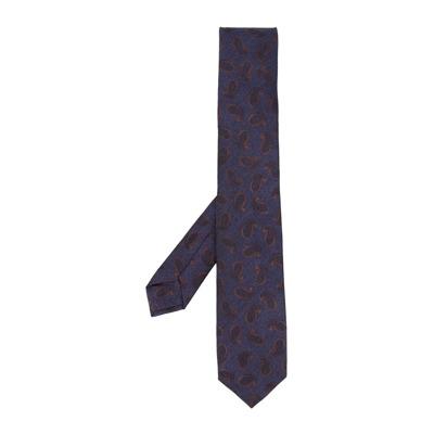 Printed Necktie Barba Napoli